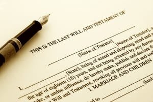 Find a wills and estate planning attorney and you