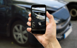 A hit-and-run lawyer can protect your rights if you've been in an accident. Taking pictures of the damage will help strengthen your case.