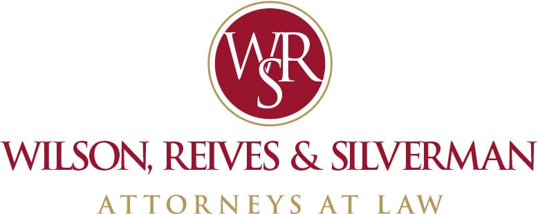 Wilson, Reives & Silverman Attorneys at Law Retina Logo
